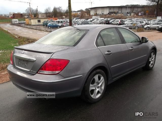 2006 Honda Legend 35 V6 Sh Awd Car Photo And Specs