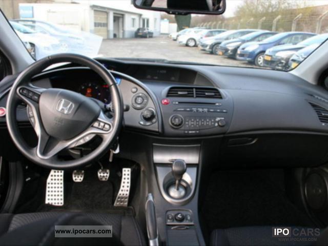 2009 Honda Civic 2 2 I Ctdi Executive 5p Car Photo And Specs