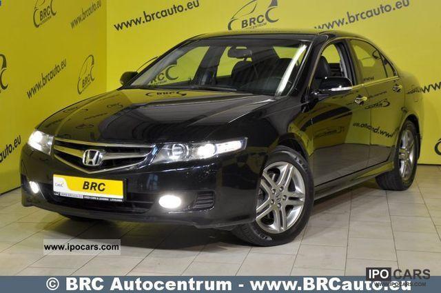2008 Honda  Accord 2.0 i-VTEC Limousine Used vehicle photo