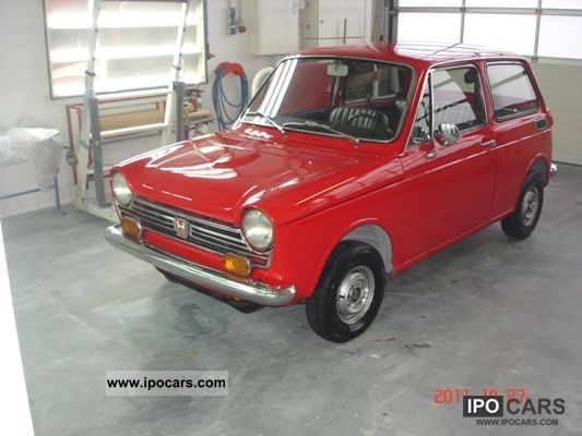 Honda  N600 1973 Vintage, Classic and Old Cars photo