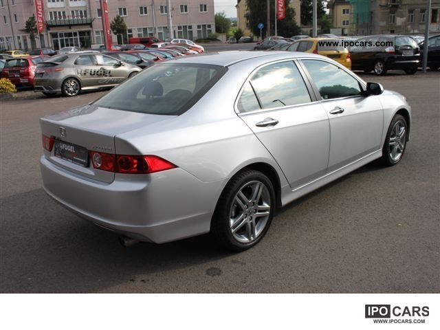 2008 Honda Accord 2 0 Sport 30 Years Edition Car Photo
