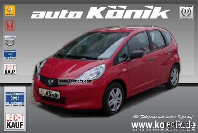 2012 Honda  Jazz 1.2 i-VTEC 50 years climate Edition, R / CD Small Car Used vehicle photo