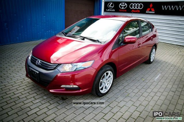 Honda  Insight 1.3 2010 Hybrid Cars photo