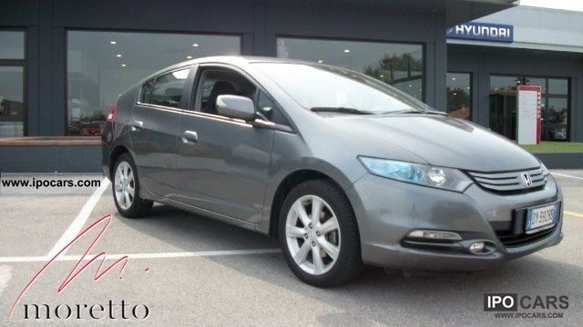 Honda  Executive Insight 1.3 i-Pilot 2009 Hybrid Cars photo