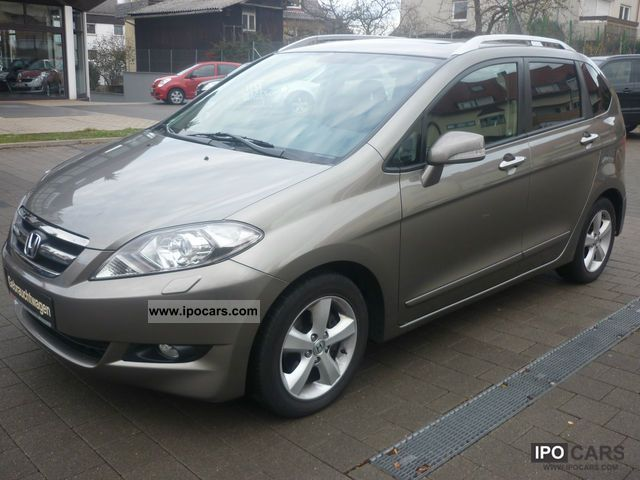 2008 Honda  FR-V 2.2 CTDi Executive DPF Van / Minibus Used vehicle photo