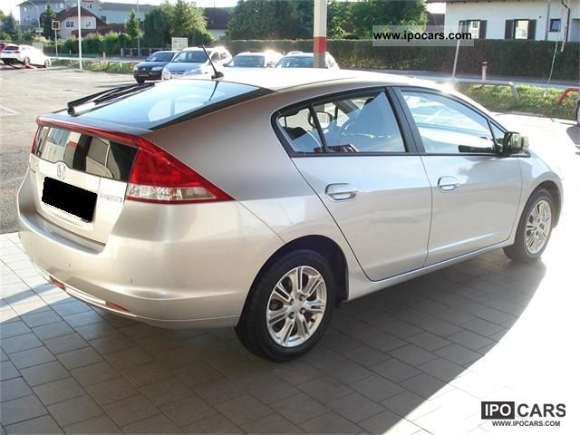 Honda  Insight 1.3 2009 Hybrid Cars photo