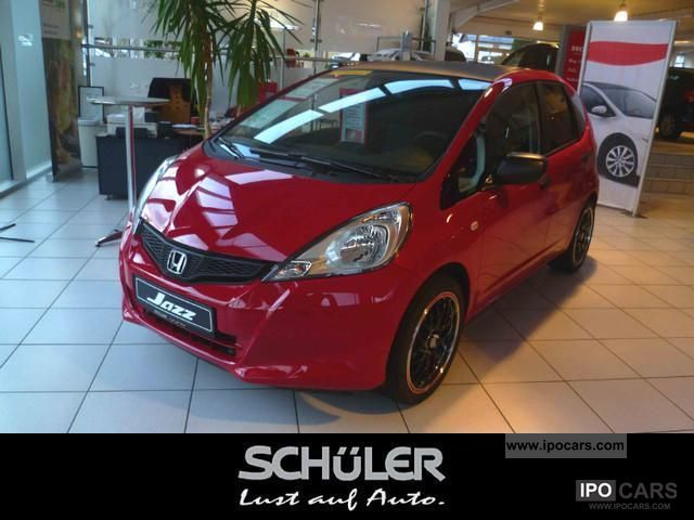 2012 Honda  Jazz 1.2 i-VTEC S Ed.50 years 17-inch inkl.4Plus Small Car Pre-Registration photo