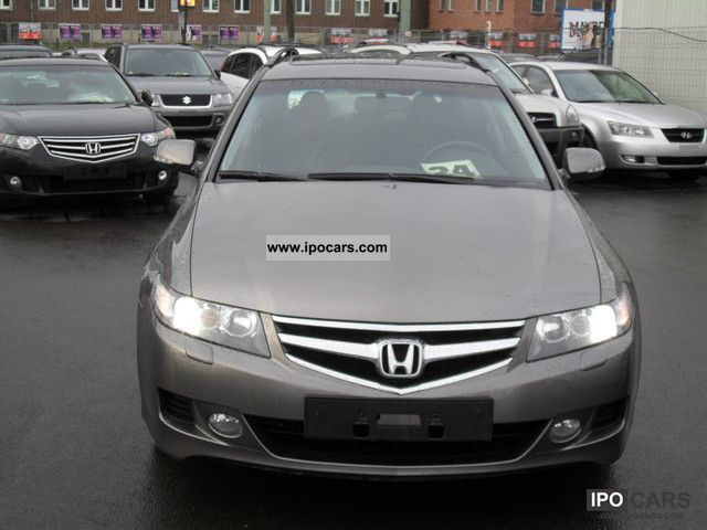 2008 Honda  Accord Tourer 2.4 i auto executive - Aluminum Estate Car Used vehicle photo