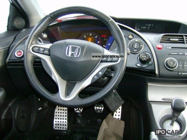 honda civic  cdti sport  ch car photo  specs