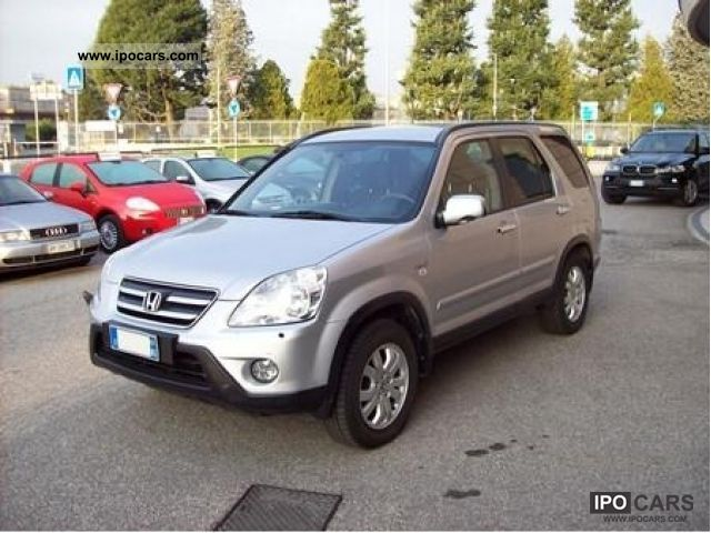 2007 Honda  2.2i CTDi ES cr-v Unico proprietario OTTIMO STAT Off-road Vehicle/Pickup Truck Used vehicle photo
