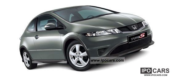2011 Honda  Civic 1.4 Type S Advantage 2011 Sports car/Coupe Demonstration Vehicle photo