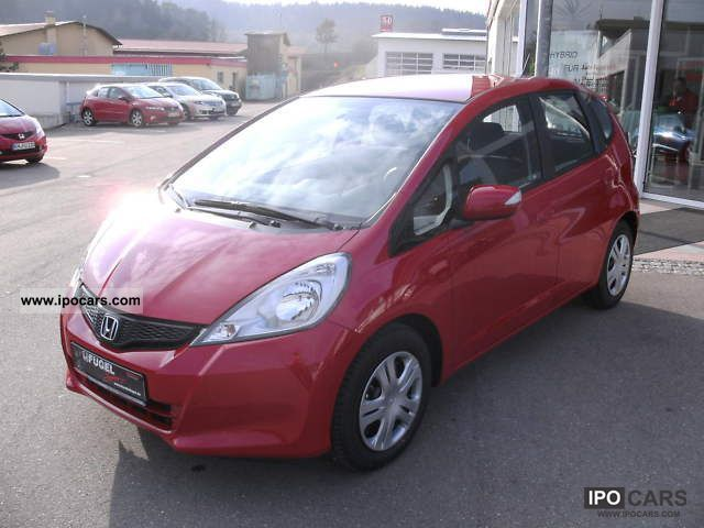 2012 Honda  Jazz 1.4 trend, air conditioning, incl.4 Plus Package Small Car Pre-Registration photo