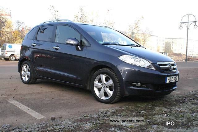 2007 Honda  FR-V 2.2 CTDi Executive DPF Van / Minibus Used vehicle photo