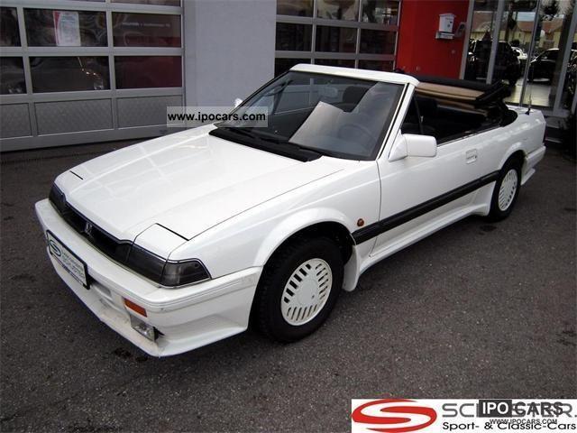 1987 Honda  Prelude Convertible AB Con-Moda RARITY Cabrio / roadster Used vehicle photo