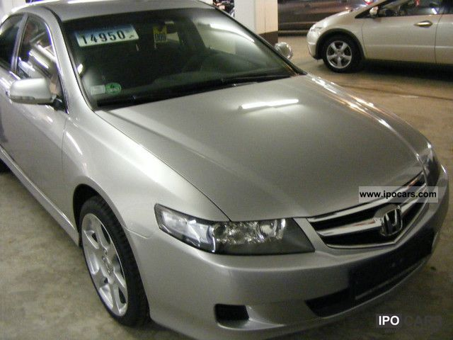 2008 Honda  Accord 2.0 i Automatic Comfort Limousine Used vehicle photo