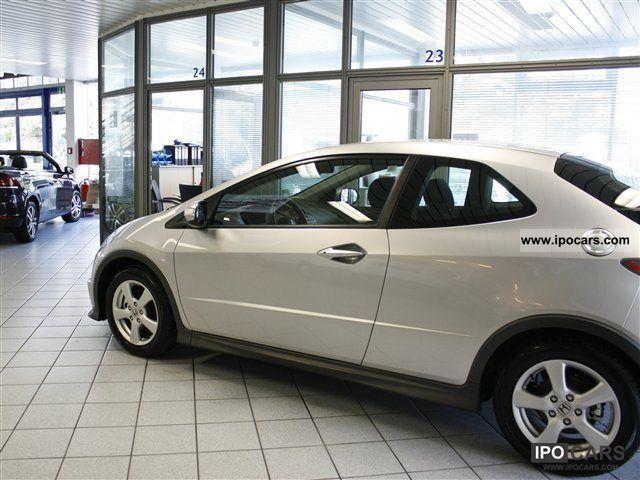 2011 Honda Civic Type S 1 4 Alloy Wheels Car Photo And