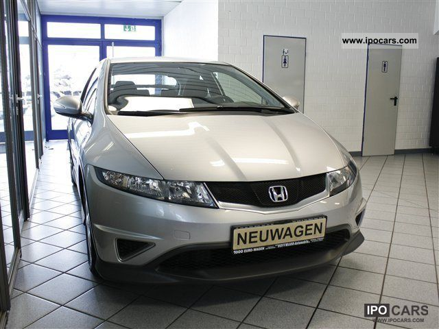 2011 Honda Civic Type S 1 4 Alloy Wheels Car Photo And