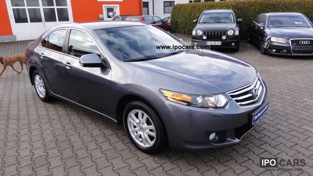 2009 honda accord 2 0 elegance automatic car photo and specs. Black Bedroom Furniture Sets. Home Design Ideas