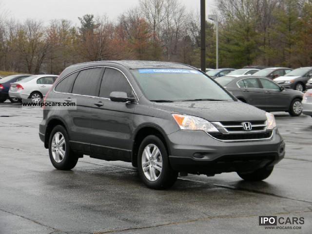 2011 Honda CR V Limousine