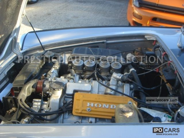 1967 Honda S 800 Coupe Car Photo And Specs