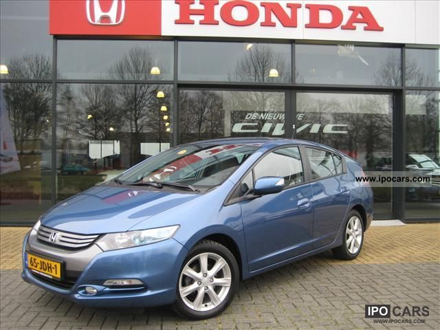 Honda  Insight Elegance Automaat 2009 Electric Cars photo