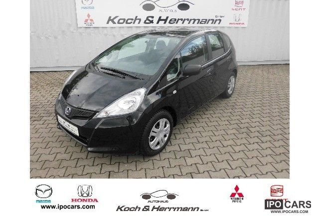 2012 Honda  Jazz 1.2i Special Edition '50 years' Small Car Demonstration Vehicle photo