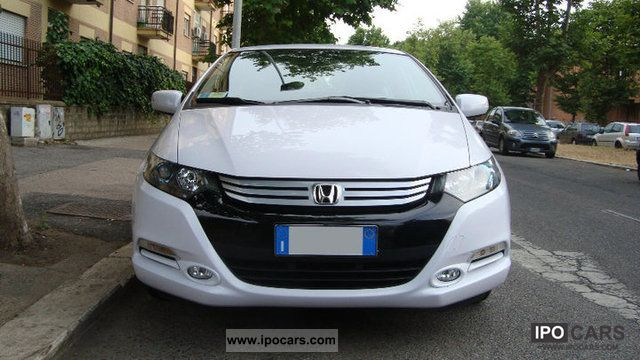 Honda  Executive Insight I pilot Navigatore Unica 2009 Electric Cars photo