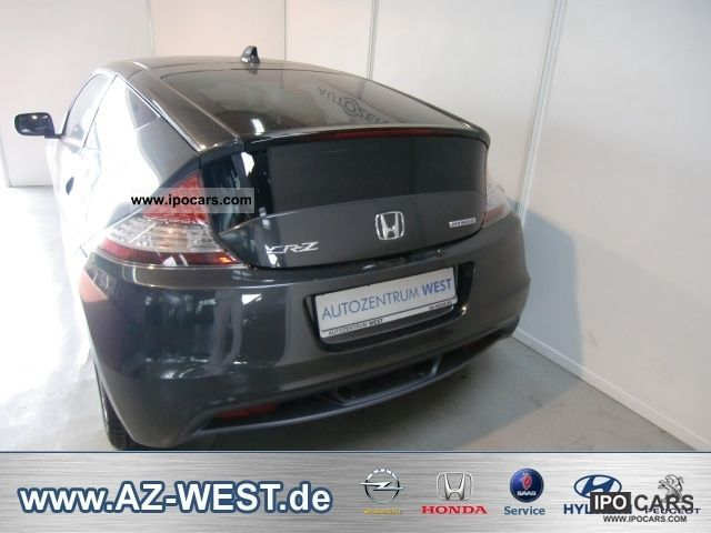 2010 Honda  CR-Z Sport incl - 3x - Maintenance-INSP + HYBRID + guarantee Sports car/Coupe Used vehicle photo