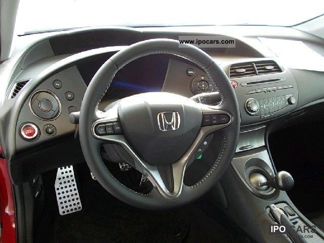 2011 Honda Civic 1 4i Type S Advantage Package Car