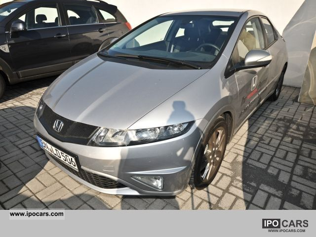 2011 Honda  Civic 1.8 Sport GT Limousine Demonstration Vehicle photo
