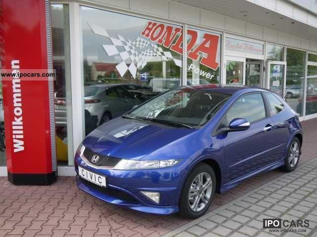 2011 Honda  Civic Type S 1.4 * Advantage seats - Einpa Limousine Pre-Registration photo