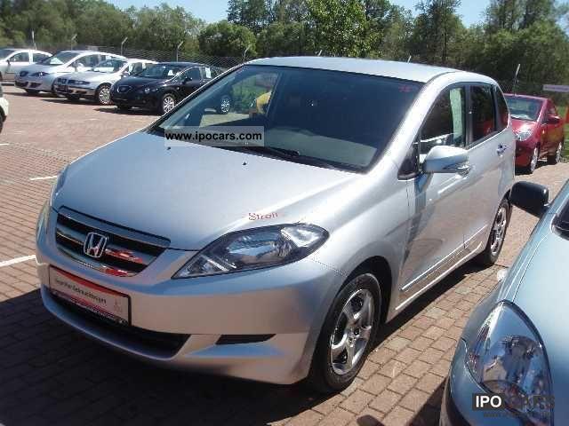 2007 Honda  FR-V 1.8 i-VTEC Comfort Van / Minibus Used vehicle photo