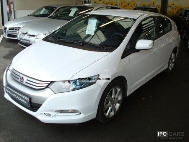 2009 Honda  Tech Insight Hybrid 1.4 elenage Limousine Used vehicle photo