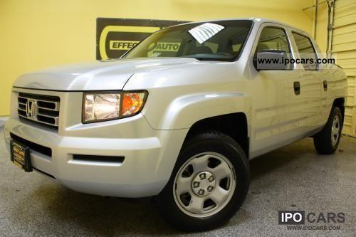 2008 Honda  Ridgeline Off-road Vehicle/Pickup Truck Used vehicle photo