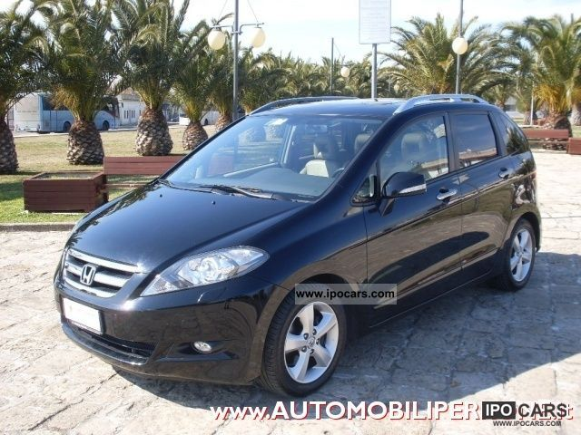 2008 Honda  FR-V 2.2 i-CTDi Executive 16V (Navi-Pelle-Xeno-T Van / Minibus Used vehicle photo