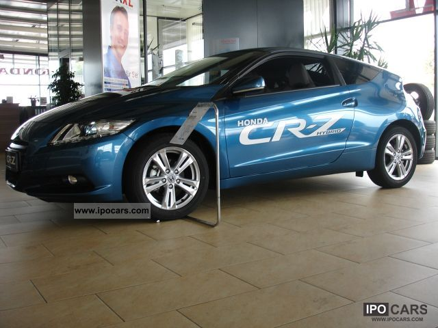 Honda  1.5 Sport 2011 Hybrid Cars photo