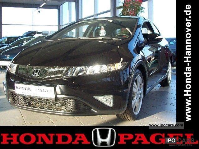2011 Honda  Civic 1.8i Sport automatic air conditioning * Alloy wheels * * Limousine Pre-Registration photo