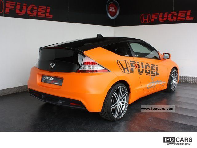 2010 Honda Cr Z 1 5 Ima Sports Fugel Car Photo And Specs