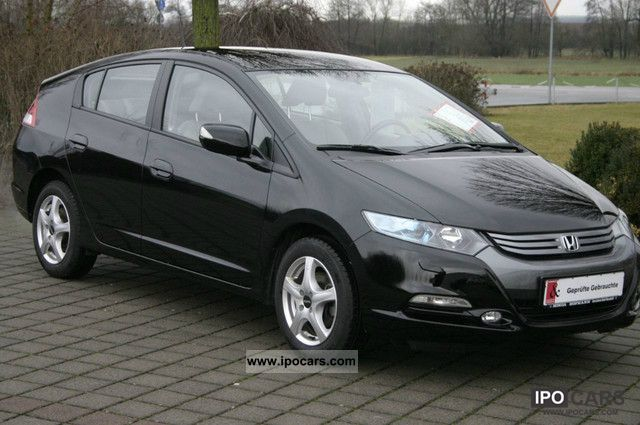 Honda Insight Hybrid 1 3 Elegance Only 26 000 Km 2009 Cars Photo