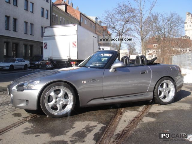 2001 Honda  S 2000 new roof! Summer Car! Cabrio / roadster Used vehicle photo