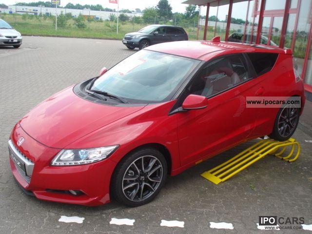 Honda  CR-V 1.5 i-VTEC Sport Edition 50 years 2012 Hybrid Cars photo