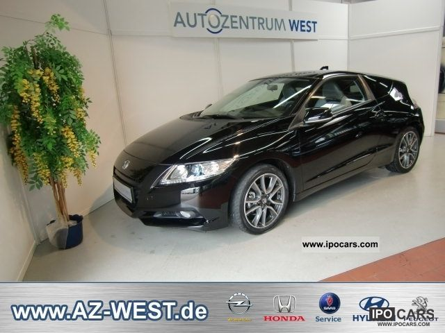 Honda  CR-Z 1.5 SPORT 2010 Hybrid Cars photo