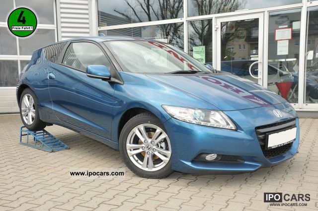 Honda  CR-Z 1.5 IMA Sports ger model 2010 Hybrid Cars photo