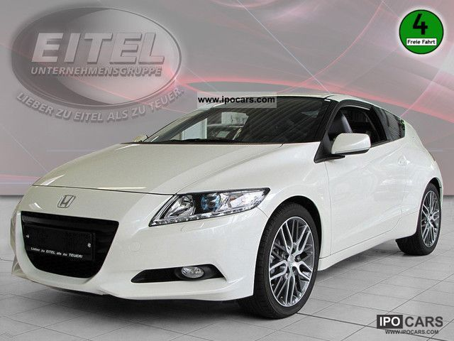 Honda  CR-Z 1.5 GT IMA XENON PDC 2010 Hybrid Cars photo