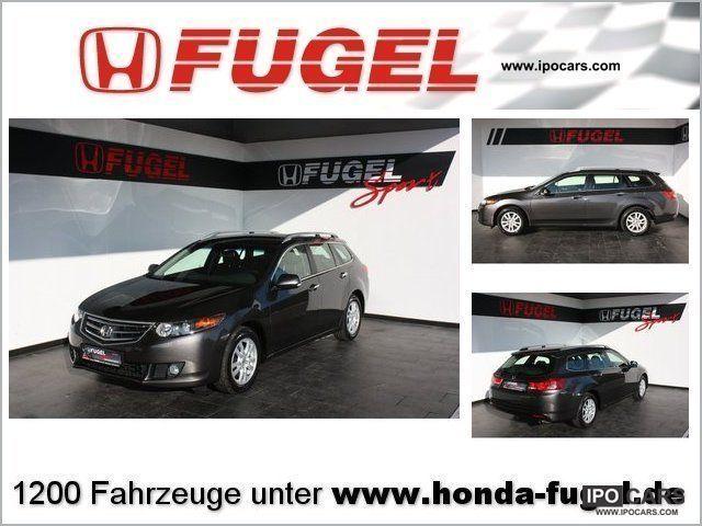2009 Honda  Accord Tourer 2.0i-VTEC Elegance Estate Car Used vehicle photo