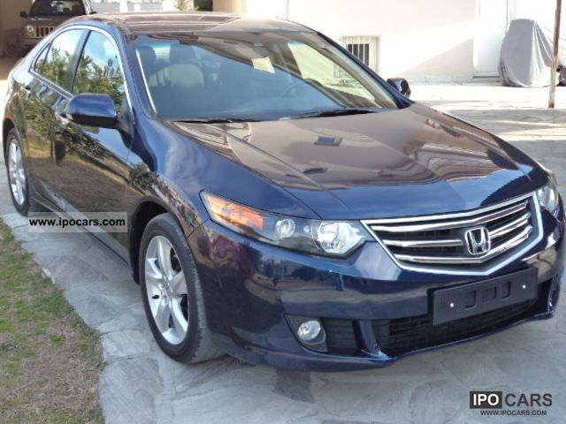 2009 Honda  Accord 2.0 Elegance-Pdc-cruise Limousine Used vehicle photo