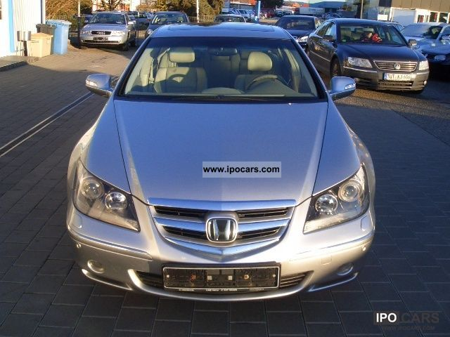 2007 honda legend 3 5 v6 sh awd car photo and specs. Black Bedroom Furniture Sets. Home Design Ideas