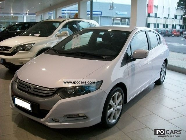 Honda  Insight 1.3 V-TEC EXECUTIVE 2011 Hybrid Cars photo