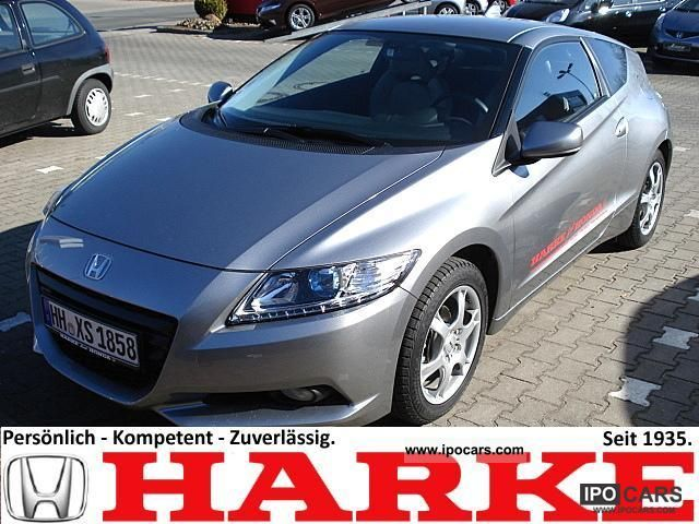 2010 Honda  1.5i Sport CRZ ** NOW AS A CAR SERVICE ** Sports car/Coupe Demonstration Vehicle photo