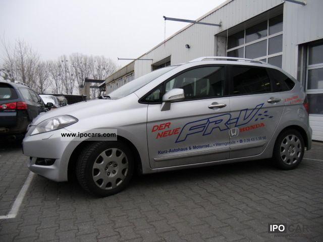 2009 Honda  FR-V 1.8 i \ Van / Minibus Demonstration Vehicle photo
